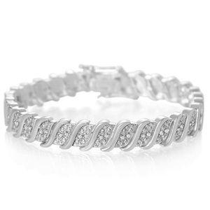Jewelry - 1/4 CARAT DIAMOND TENNIS BRACELET
